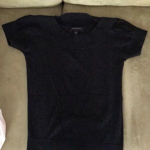 Cute shirt sleeve sweater
